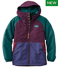 Kids' Mountain Classic Insulated Jacket, Colorblock